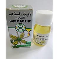 Straßenreines Pflanzenöl Ruta graveolens-Herkunft Marokko 30 ml preisvergleich bei billige-tabletten.eu