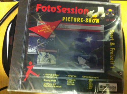 Preisvergleich Produktbild Fotosession Picture Show - Sport 6 Freizeit Teil 1