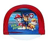 Nickelodeon Paw Patrol - Badekappe für Kinder (Rot)