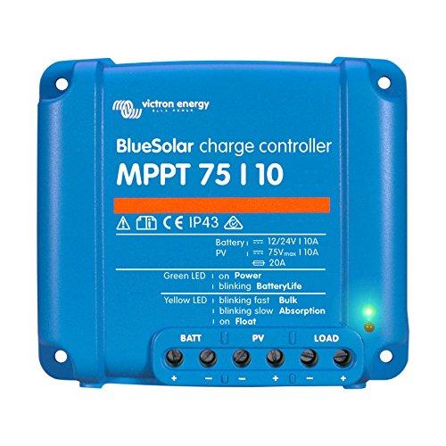 Solarregler Victron Energy BlueSolar MPPT 75/15