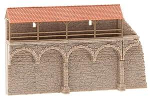 FALLER 232351  - Antiguo muro de la ciudad importado de Alemania
