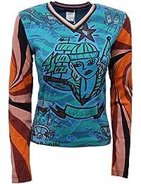 Custo D5856 Maglia Donna Barcelona Slim Fit t-Shirt Woman da90a9b40f8