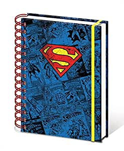 DC Comics Superman A5 Cahier Notebook