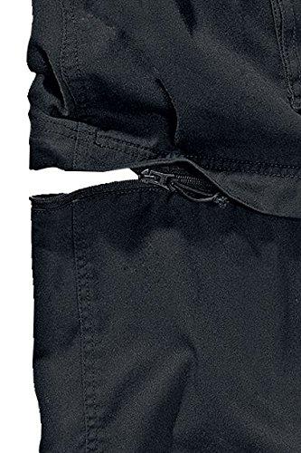 Brandit Savannah Hose schwarz Schwarz