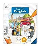 Ravensburger - 00606 - Jeu Éducatif Électronique - Tiptoi - Livre - J'apprends l'anglais...