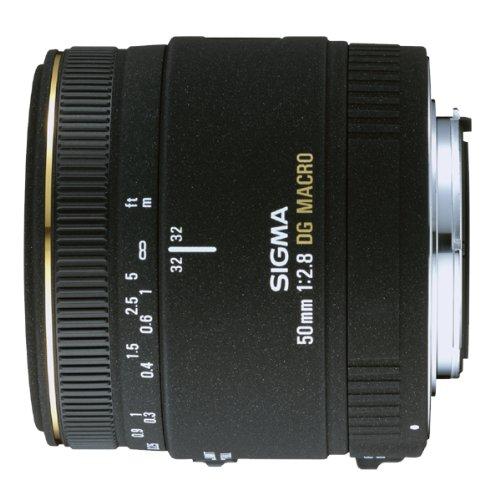 Great Buy for Sigma AF 50mm F/2.8 EX DG Macro lens for DSLR Cameras