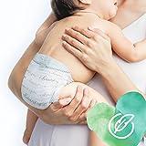 Pampers Pure Protection, Gr.1 Newborn 2-5 kg, Tragepack (1 x 35 Stück), mit Premium-Baumwolle