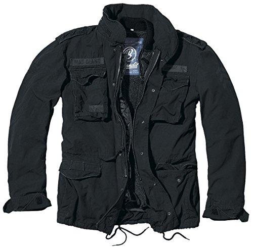 brandit-uomo-m-65-giant-giacca-nero-taglia-s