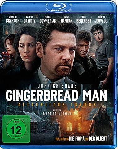 Gingerbread Man - Gefährliche Träume (FSK 12 Jahre) Blu-ray