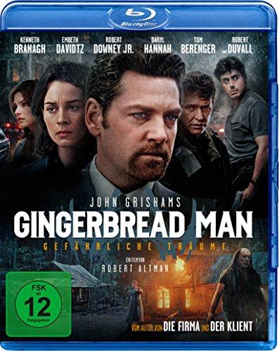 BD * Gingerbread Man - Gefhrliche Trume (Blu-ray) [Import allemand]