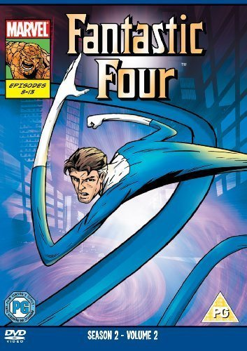 Fantastic Four 94-Season 2, [Import allemand]