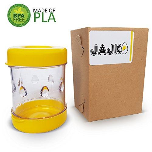 hartgeko chte Huevos de pelador y retire Huevos instante y fácil de asedio–de lebensmittelfreundlichem material y libre de BPA.