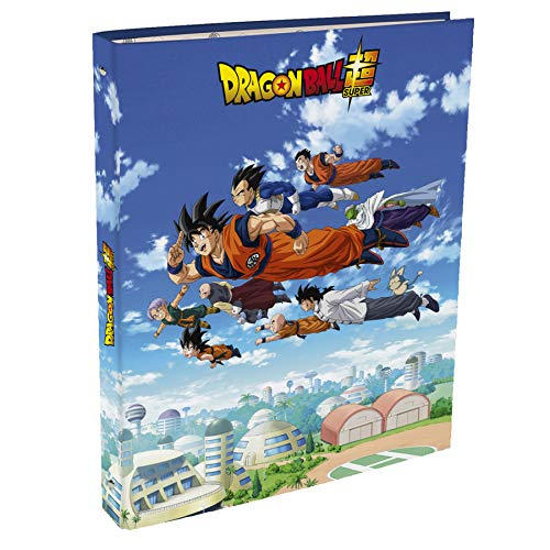 Clairefontaine 812804C Dragon Ball - Archivador 4