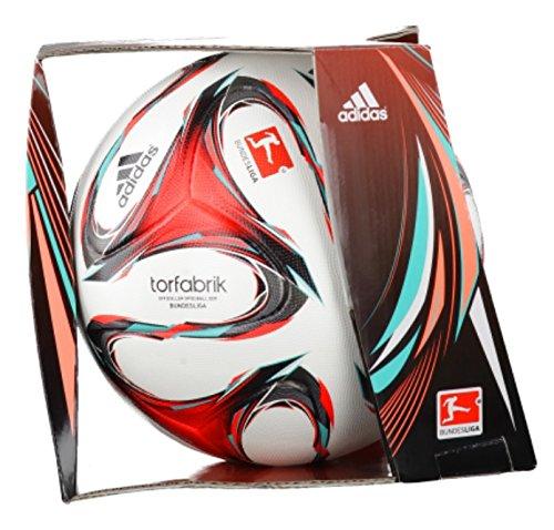 DFL Fussball Torfabrik Bundesliga Matchball OMB (Torfabrik 2014-2015)