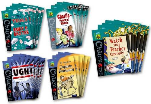 Oxford Reading Tree TreeTops Chucklers: Oxford Levels 16-17: Pack of 30
