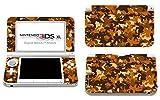 Nintendo 3ds Xl Best Deals - Skins4u - Protector de pantalla y adhesivo para Nintendo 3DS XL, Desert Camo Crumble