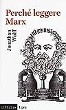 Scarica Libro Perche leggere Marx (PDF,EPUB,MOBI) Online Italiano Gratis