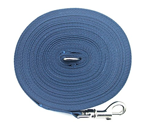 65ft-20m-dog-training-lead-large-25mm-in-various-colours-navy-cpm-manufactured-and-sold-by-church-pr