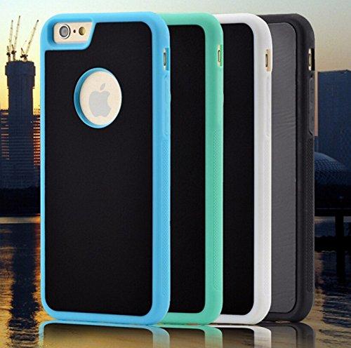 Anti Gravity Schutzhülle für Apple iPhone 8 Plus 5.5 Zoll Case Cover Handyhülle Schwarz