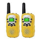 Children Walkie Talkies 2 pcs Long Range Kids Walky Talky UHF 446MHz 8