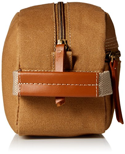 Timberland Travel Brown Waxed Canvas Bags Men
