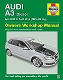 Haynes Manuale per riparazione 2008-2012 per Audi A3 [lingua italiana non garantita]