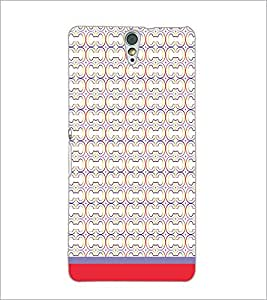PrintDhaba Pattern D-1827 Back Case Cover for SONY XPERIA C5 ULTRA (Multi-Coloured)