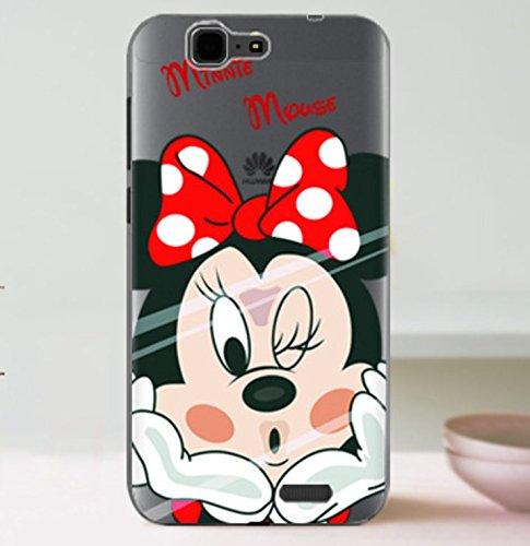 Prevoa ® 丨 Huawei G7 Funda - Colorful Silicona Protictive Funda Case para Huawei G7 5,5 Pulgadas Smartphone - 16