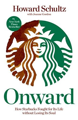 Onward por Howard Schultz