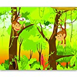 murando - Fototapete 350x270 cm - Vlies Tapete - Moderne Wanddeko - Design Tapete - Wandtapete - Wand Dekoration - Kinder 100402-5