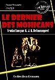 Le dernier des Mohicans - Édition intégrale (Fiction Historique) - Format Kindle - 9791023204728 - 1,99 €