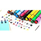 Rianz Drawing Sketch Pens With Stamps/Seal On Pen (Pack Of 18)
