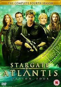 Stargate Atlantis - Season 4 - Complete [UK IMPORT]