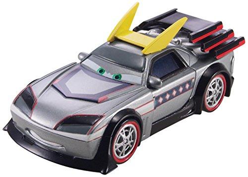 Disney Cars Kabuto Fahrzeug Serie Tuners - The World of Cars Disney Pixar Cars - Cars Kabuto