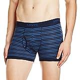 #4: Levi's Men's Striped Cotton Boxers