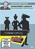 Trompowsky-Angriff: Ein modernes Repertoire: Schach-Videotraining - Martin Breutigam