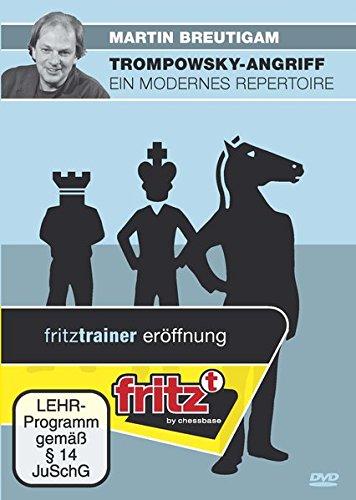Angriff Brettspiel (Trompowsky-Angriff: Ein modernes Repertoire: Schach-Videotraining)