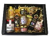 Gourmet Präsent - von Öl, Senf, Gewürz bis Nudelsauce alles dabei!