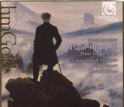 Schubert: Piano Trio, Op. 99; Piano Sonata, Op. 120