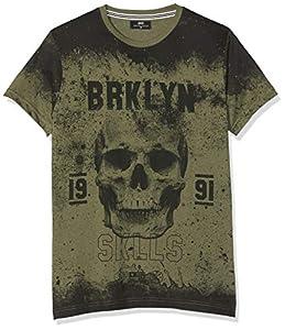 Inside 7ECN101, Camiseta para Hombre,