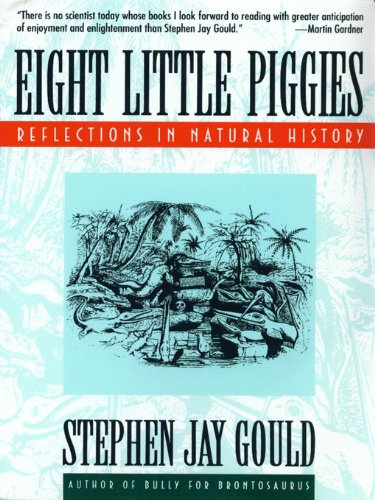 Eight Little Piggies: Reflections in Natural History (Norton Paperback) (English Edition)