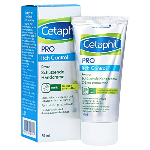 CETAPHIL Pro Itch Control Protect Handcreme 50 ml Creme