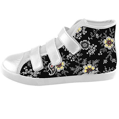 Dalliy Floral Flower Kids Canvas shoes Schuhe Footwear Sneakers shoes Schuhe C