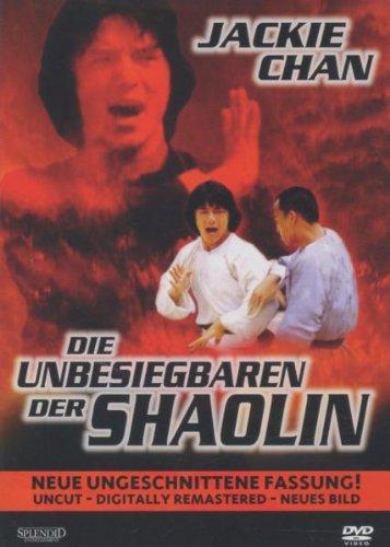 Bild von Die Unbesiegbaren der Shaolin (Uncut Version)