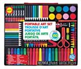 #4: Alex Toys Artist Studio Portable Art Set with Carrying Case, Multi Color