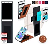 Cover for Phicomm Passion 2S Case | in Brown Leather |