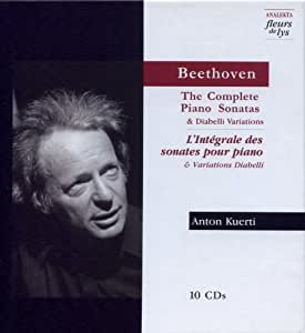 Beethoven: The Complete Piano Sonatas & Diabelli Variations by Anton Kuerti (2007-04-09)