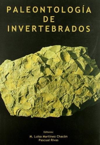 Paleontología de invertebrados (Fuera de Colección) por M.L Martínez Chacón