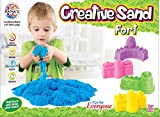 #6: Ratna's CREATIVE SAND SMOOTH AND NON STICKY FOR KIDS. (FORT)