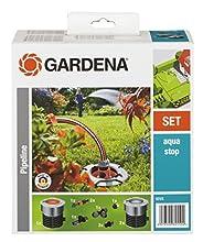 Gardena Home pipeline set iniziale con 2 prese d'acqua, standard